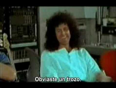 Queen One Vision Studio Sessions Making Of in 1985