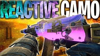 """NEW """"Plasma Drive"""" KN-57 REACTIVE CAMO in Black Ops 4!"""