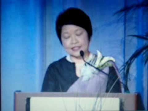 Mary Johnston Hospital - Recepient of Living Awards 2007 MOV05986