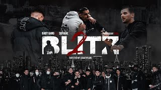 Baby Gang - Blitz 2 (feat. Sofiane) [Official Video]