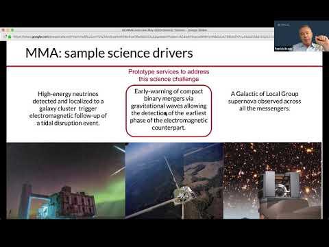 2020-05-05: SciMMA Status Update Telecon