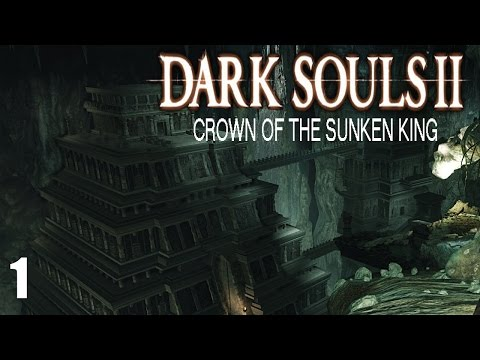 DS2 Scholar of the First Sin Crown of the Sunken King DLC Part 1 Accessing Shulva