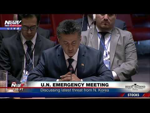 FNN Livestream 9/4/17: United Nations meeting on latest North Korea threat
