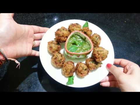 Vegetable Crispy Snacks(RICE BALLS)|healthy food for kids|healthy snack recipes | - Ft Namrata