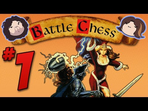 Battle Chess: King Me - PART 1 - Game Grumps