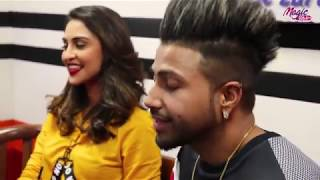 Krystle D'Souza and Sukhe discussing about their social media | Full Interview