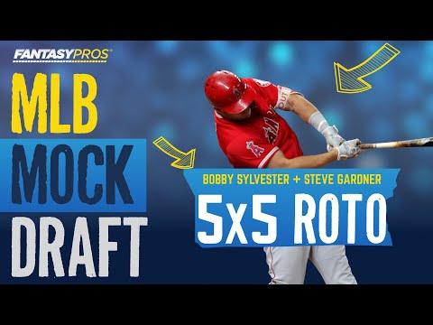 Early Fantasy Baseball Mock Draft (2020)
