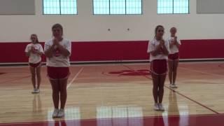 8 9 16 practice go big red band dance part 1