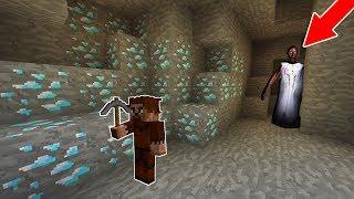 BEBEK FAKİR KORKUNÇ BÜYÜKANNE'den KAÇIYOR! 😱 - Minecraft