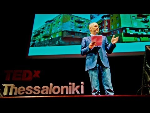 Edi Rama: Take back your city with paint