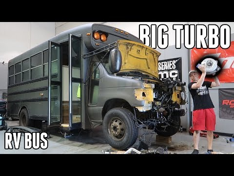 The Adventure Bus Is Getting A HUGE TURBO!! (& Other Upgrades)