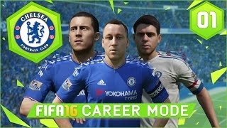 FIFA 16 | Chelsea Career Mode Ep1 - WHO DO I BUY?!?