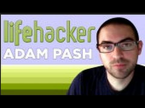 Lifehacker's Adam Pash, Security Camera Options For The Home, And Much More! - Tekzilla
