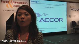 Budget & Economy Hotels Asia 2009 - Interview with Pauline Oh from organizer terrapinn