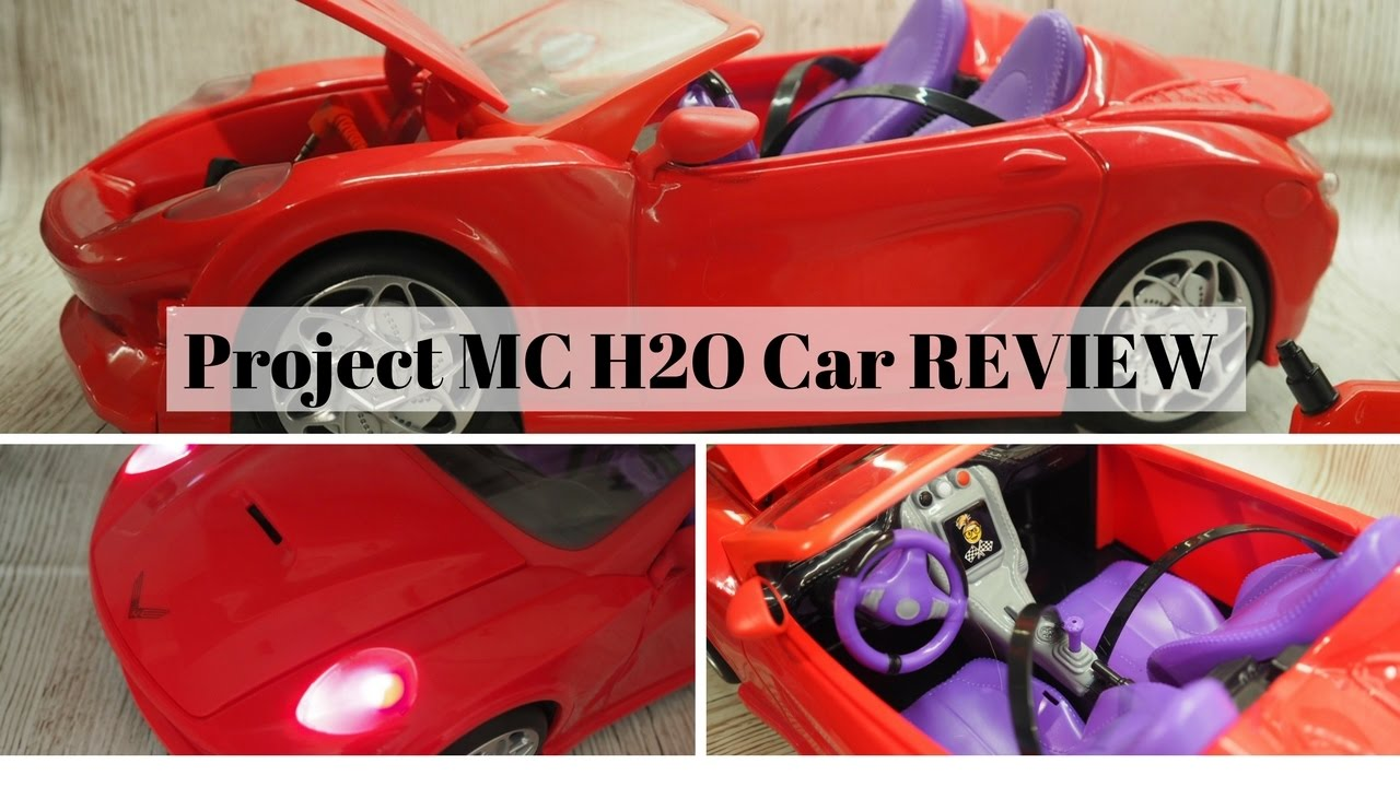 Project Mc H2o Car Review Steamday Youtube