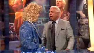 Ric Flair vs. Jack Korpela