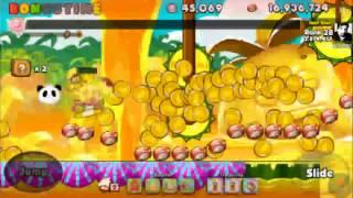 Tips Cookie Run Coin Farming (banana cookie + panda dumpling pet) 150K Coins! Without 10% bonus