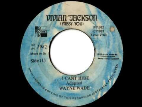WAYNE WADE - I can