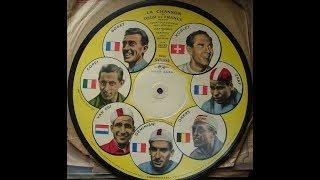 La chanson du tour de France 1952