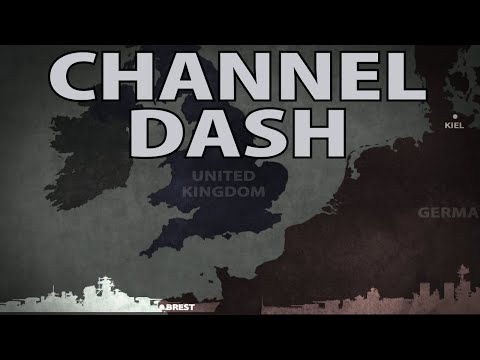 The Channel Dash 1942