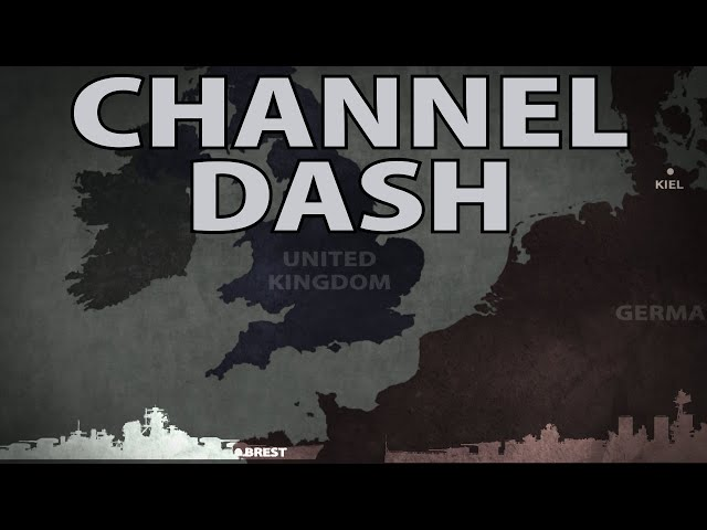 The Channel Dash 1942