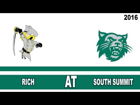 Girls Basketball: South Summit Vs Rich High School