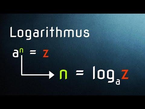 Logarithmus verstehen - Einfache Einführung zum Logarithmus