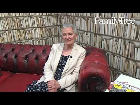 Family Tree Live Interviews: Mary Evans