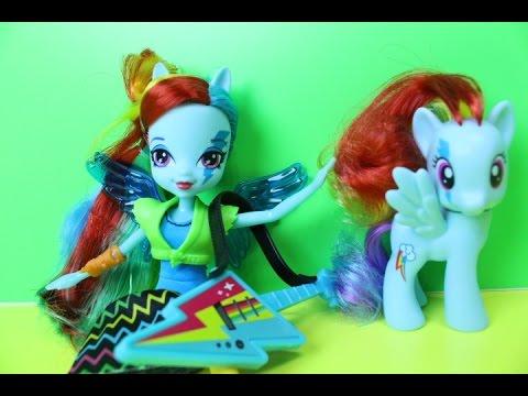 Мой маленький пони: Девушки из Эквестрии 5 смотреть подряд