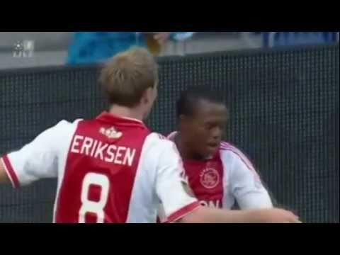 AFC Ajax - Thulani Serero First Goal