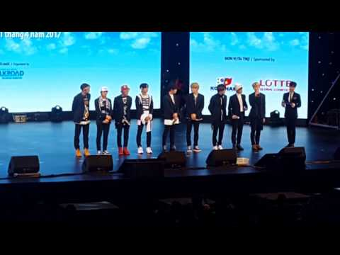 [170401] NCT127 full @ Going together concert in HaNoi