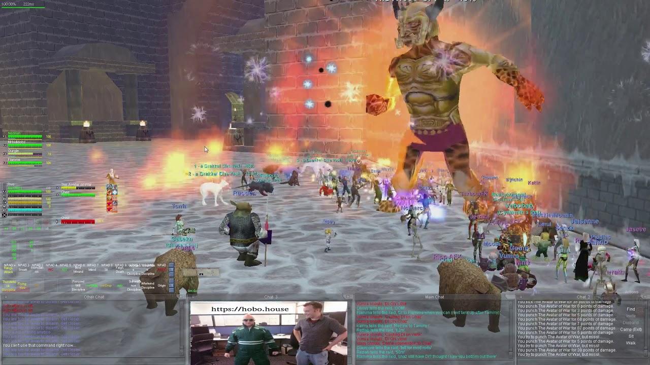 The Avatar of War - Everquest (Agnarr Progression Server)