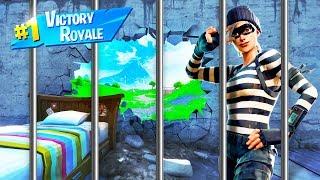 IMPOSSIBLE PRISON ESCAPE in FORTNITE!