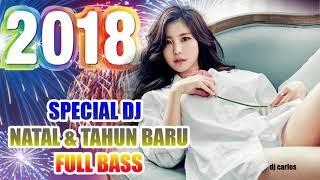 Gambar cover dj special natal tahun baru 2018 (full Bass ojo kendoor)