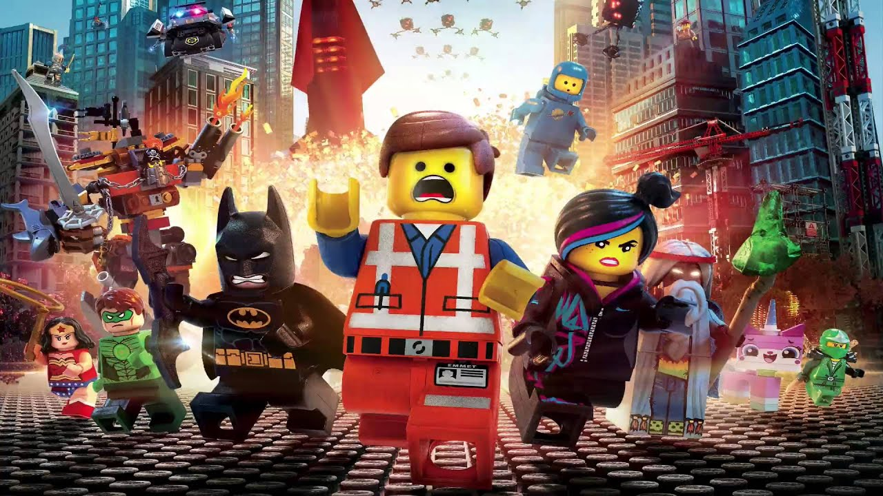 lyrics everything is awesome official lego movie theme