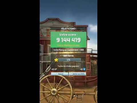 Pinball FX3 Wild West Rampage Survival Challenge