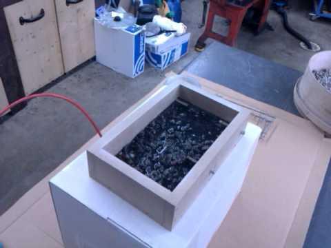 epoxy granite test mould 3 youtube. Black Bedroom Furniture Sets. Home Design Ideas