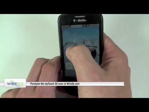 T-Mobile myTouch 3G Review - Full Review
