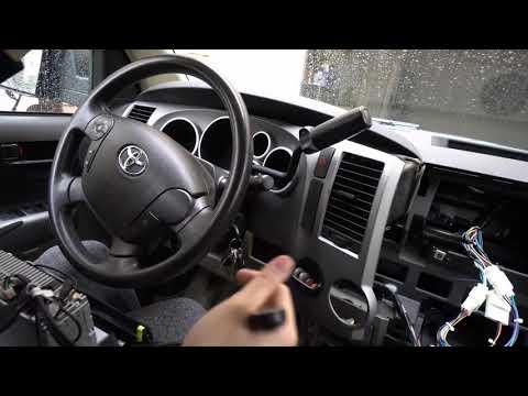 Carplay/ Android Install | Tundra 2007- 2013 & Sequoia 2008-2018