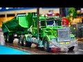 RC TRUCK SHOW ACTION VOL 1 * SCANIA! MAN! ACTROS! VOLVO! SCALEART! | MODELL HOBBY SPIEL LEIPZIG 2018