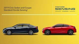 2019 Civic Sedan & Coupe Exterior Review