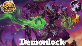 Gameplay Demon Control Warlock Kobolds And Catacombs | Hearthstone Guide How To Play