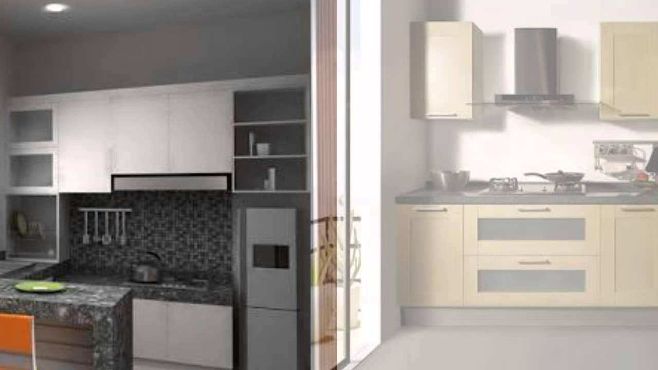 Dekorasi dapur minimalis  YouTube