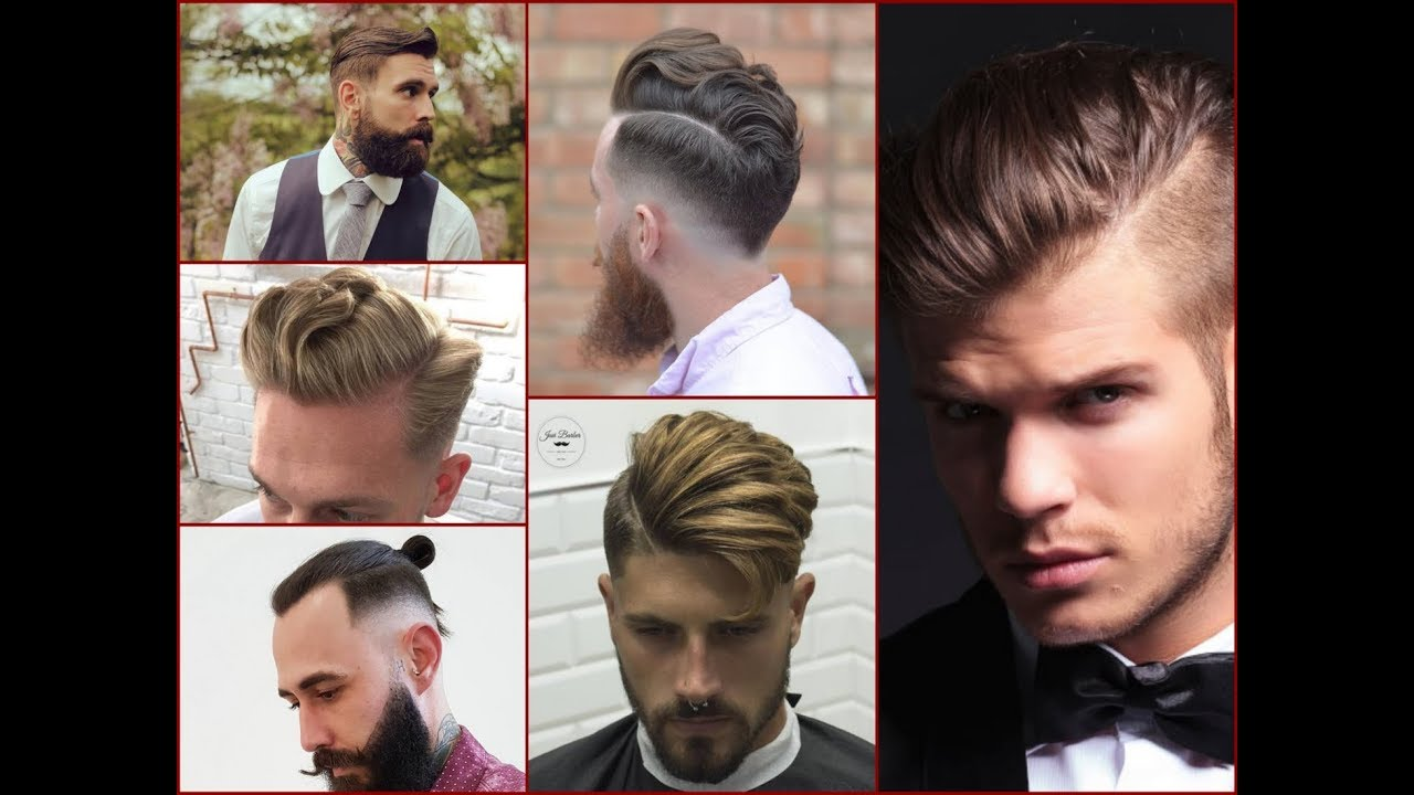 Top 25 Trendy And Stylish Mens Hipster Haircuts For 2018 Youtube