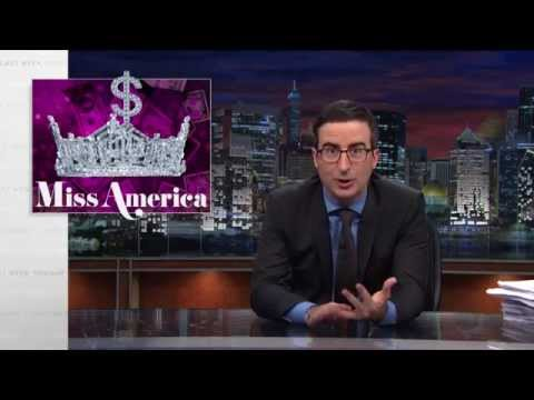 Thumbnail: Miss America Pageant: Last Week Tonight with John Oliver (HBO)