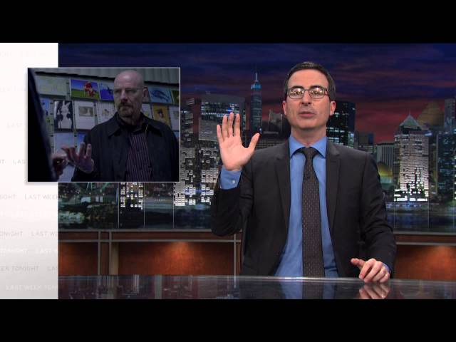 Miss America Pageant: Last Week Tonight with John Oliver (HBO)