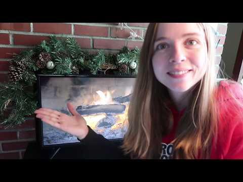 HOW TO LEARN RUSSIAN? SLOW READING NEAR FAKE FIREPLACE - LAZINESS - CHECKHOV