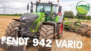 NEW FENDT 942 Vario Tractor & VERVAET Hydro Trike XL | Let's Drive