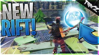 NEW RIFT Portal In Tomato Town! | Tomato Town Getting REMOVED! (Fortnite Battle Royale New Rift)