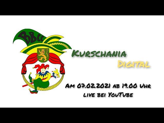 Der Countdown läuft... Kurschania Digital steht in den Sartlöchern!